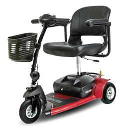 New Pride Mobility SC40X Go-Go Ultra X 3-Wheel Mobility Scoo