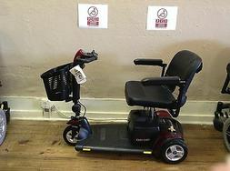 New Pride Mobility Products Go-Go Sport 3-Wheel Power Mobili
