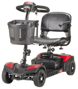 NEW! Scout 4 Wheel Compact Travel Power Mobility Scooter by