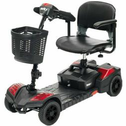 NEW Spitfire Scout 4 Wheel Travel Mobility Scooter Portable