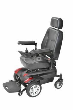 NEW Drive Medical TITANLB18CS Front Wheel Power Wheelchair,