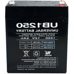 NEW UPG UB1250 12V 5AH SLA Replacement Battery for Bright Wa