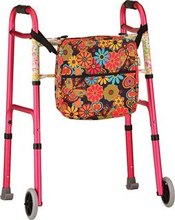 NOVA Medical Universal Tote Bag for Folding Walker, Rollator