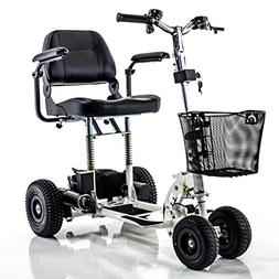 Supascoota Sport XL Outdoor Offroad Mobility Scooter Portabl