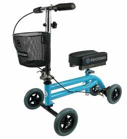 Open Box Kids Knee Walker Scooter Pediatric Mobility Crutch