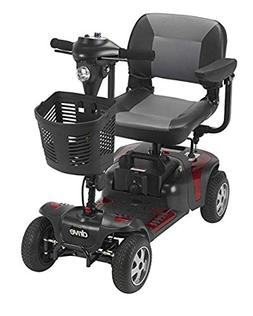 "Phoenix 4 Wheel Heavy Duty Scooter by Drive Medical, 20"" W"