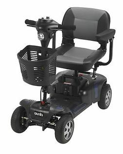 "Drive Phoenix Heavy Duty Power Scooter, 4 Wheel, 20"" Seat, M"