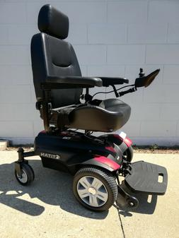 Portable Power Wheelchair Wheel Chair Mobility Scooter Drive