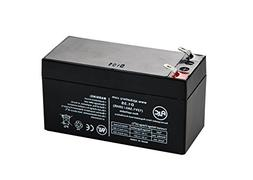 Power-Core 100575 12V 1.3Ah Sealed Lead Acid Battery - This
