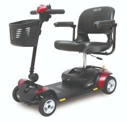 pride elite traveller 4 wheel