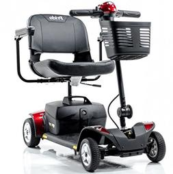 Pride Mobility Go-Go Elite Traveller 4-Wheel Compact Travel