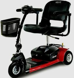 Pride GO-GO Ultra X 3-Wheel Power Electric Mobility Travel S