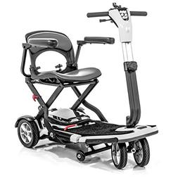 Pride Go-Go S19 Folding Mobility Scooter for Adults, Lithium