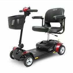 Pride Mobility Go-Go Elite Traveler 4 Wheel Mobility Scooter