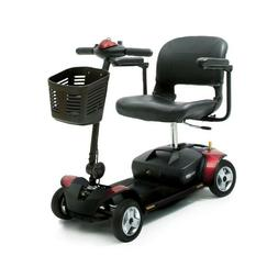 Pride Mobility Go-Go Elite Traveller 4-Wheel Electric Scoote