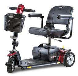 Pride Mobility Go-Go Sport 3-Wheel Electric Battery Travel S