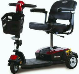 PRIDE MOBILITY GOGO LX W/CTS SUS 3W ELECTRIC MOBILITY SCOOTE