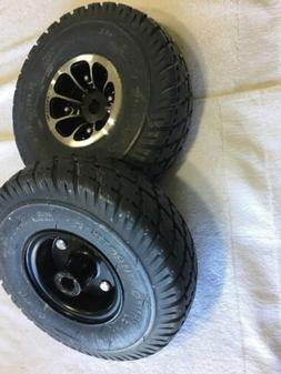 Pride Mobility J 6 Drive Tires Brand New