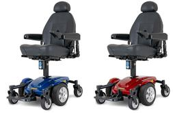Pride Mobility Jazzy Select 6 Electric Power Wheelchair w/ P