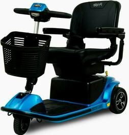 Pride Mobility Revo 2.0 3W Power Electric Scooter 375lbs. WC