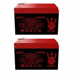 Neptune  Pack - 12V 12AH Replacement Battery for Pride Mobil