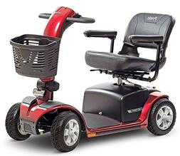 Pride Mobility Victory 10 4 Wheel Mobility Scooter; Long Ran