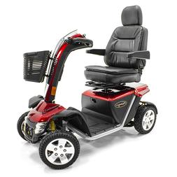 PURSUIT XL Heavy Duty Pride Electric Mobility Scooter S714 +