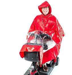 rain poncho cape