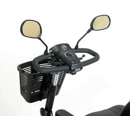 Rear View Mirrors Pair Sturdy New Design for Pride Mobility