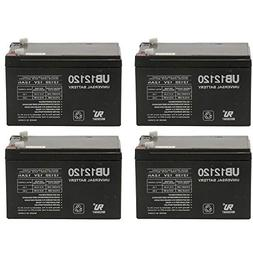 Universal Power Group Replacement 12V 12AH Battery for Peg P