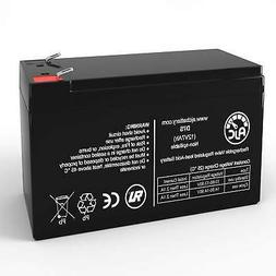Yuasa NPW36-12 12V 7Ah Sealed Lead Acid Battery - This is an