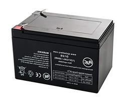 AJC Brand Replacement Battery for APC Zip'r Mobility ZIPR3 3