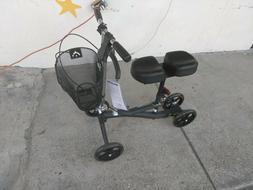 Roscoe Medical ROS-KSB Knee Scooter Black