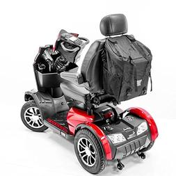 Scooter MEGA BAG backrest Seat back Large Storage for Pride,