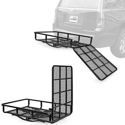Wheelchair Carrier Ramp Scooter Mobility Rack Power Lift Hit