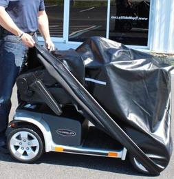 Challenger Large Scooter Vinyl Cover for Pride Mobility Vict
