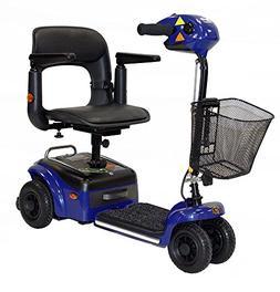 Scootie 4 wheel Color: Blue