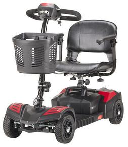 scout dst 4 wheel scooter