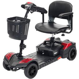Scout 4 4-Wheel Electric Mobility Compact Scooter Cart by Dr
