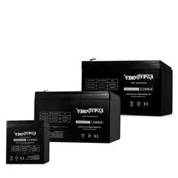 ExpertPower Sealed Lead Acid Battery - 12V 6V 20Ah 18AH 12AH