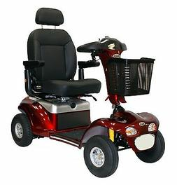 Shoprider Enduro XL4 Plus Heavy Duty Mobility Scooter + FREE