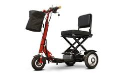 eWheels SPEEDY Portable Folding Mobility Scooter