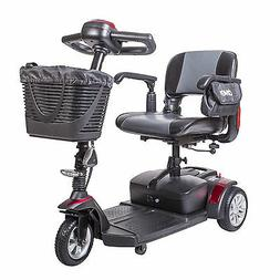 Drive Medical Spitfire EX Compact Travel Power Mobility Scoo