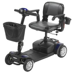 Drive Medical Spitfire Ex Travel Mobility Scooter - Color Pa