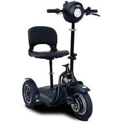 EV Rider Stand-N-Ride Mobility Scooter- Black - with Mobilit