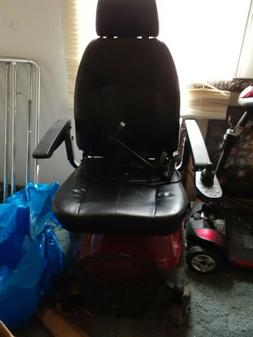 SHOPRIDER Streamer MOBILITY SCOOTER. Power Chair W/ Adjustab