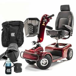 Shoprider Sunrunner 4 Wheel Scooter Mobility 888B-4 with FRE