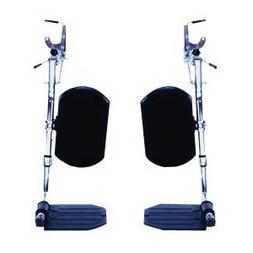 Invacare T94HCP Elevating Leg Rest with Composite Footplates