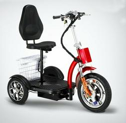 Three wheels Adult electric mobility scooter,  electric trik