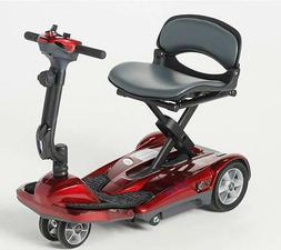 EV Rider Transport AF+ Automatic Folding Travel Mobility Sco